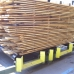 Turning Fork Lumber Stacker